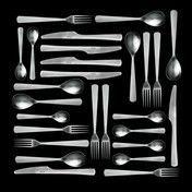 Normann - Normann Cutlery Besteckset 16tlg. - silber