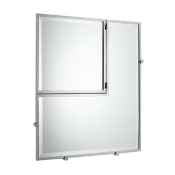 ClassiCon - Castellar Wandspiegel - spiegel / 56x63cm