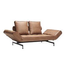 Innovation - Ghia Laser Sofa Bed Artificial Leather 180x93cm