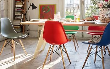 Vitra Eames Stühle