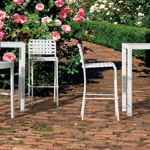 Gervasoni - InOut 828 Outdoor Barhocker