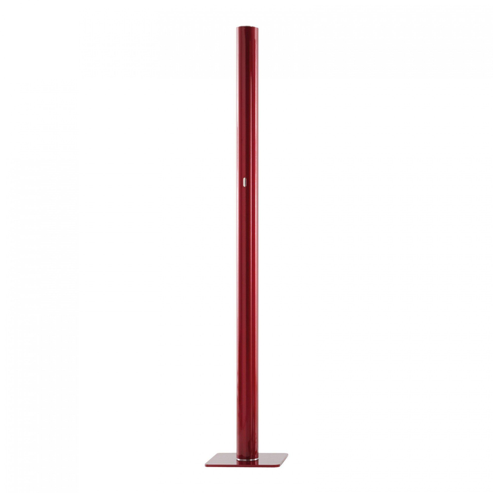 Artemide  Ilio Led Floor Lamp  Red3000K3900Lmh 175Cm