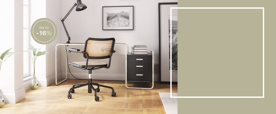 Thonet Homeoffice Promotion Presenter