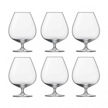 Schott Zwiesel - Bar Special Cognac XXL Glas 6er Set - transparent/805ml/H: 16.5cm/Ø11.8cm