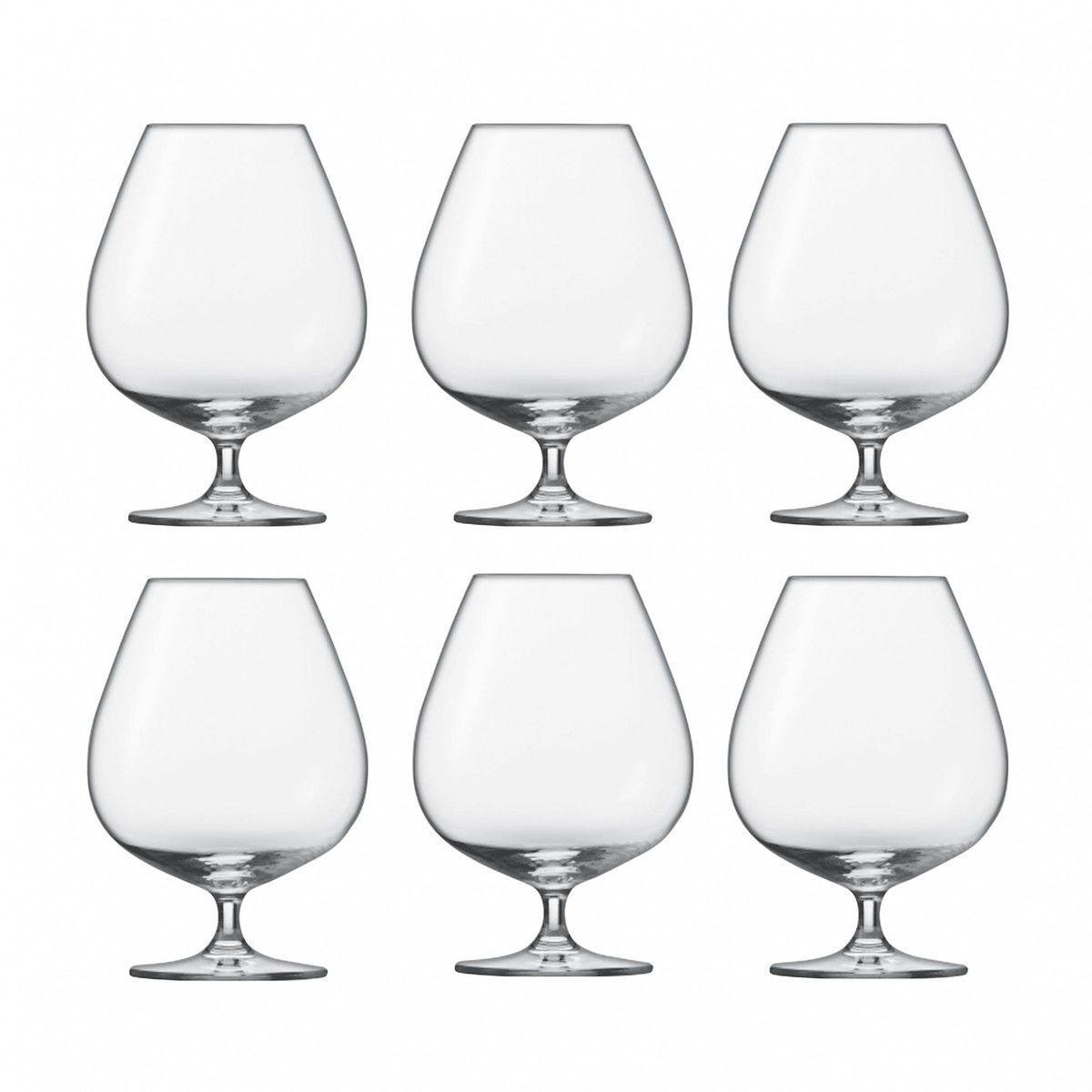 bar special brandy xxl glass set of   schott zwiesel  - schott zwiesel  bar special brandy xxl glass set of   transparentml