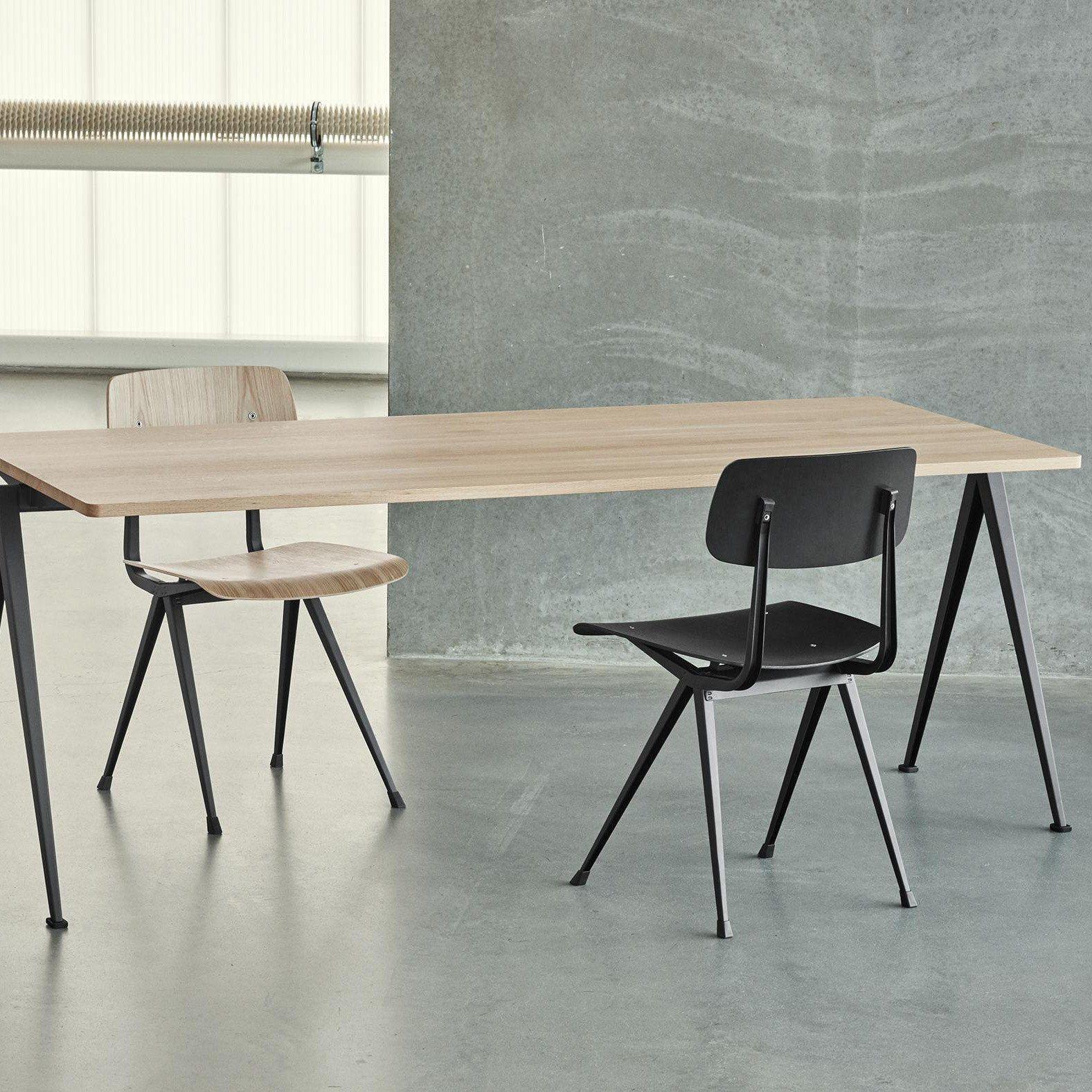 hay pyramid table 02 tisch 190x85cm hay. Black Bedroom Furniture Sets. Home Design Ideas