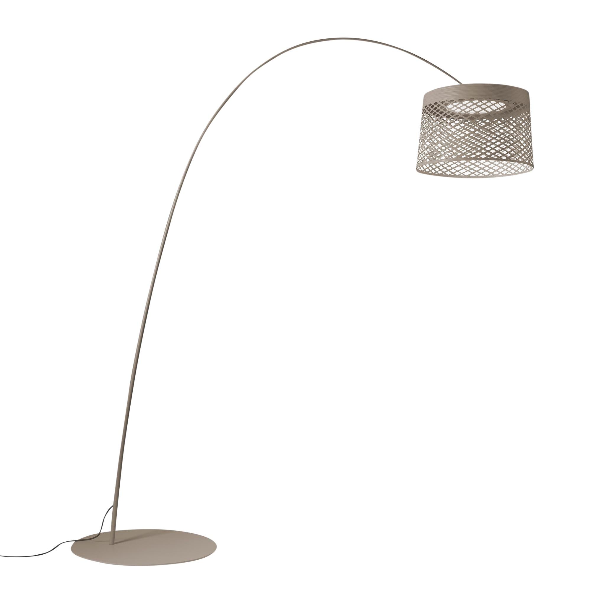 Picture of: Foscarini Twiggy Grid Led Outdoor Floor Lamp Ambientedirect