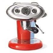 Illy - X7.1  Kapsel-Espressomaschine - rot/ABS-Kunststoff/inkl. 18 Kapseln (N-Röstung)
