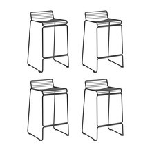 HAY - Hee Bar Stool 65 Set of 4