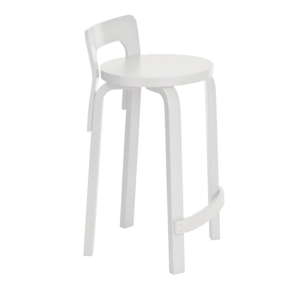 Artek K65 Kitchen And Bar Stool Artek Ambientedirect Com