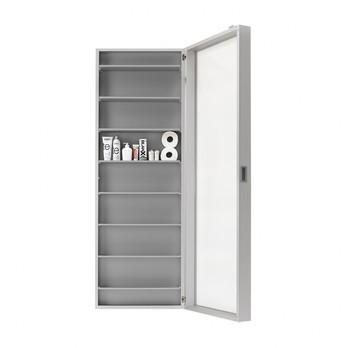 Kristalia - Duty Box Hängeschrank mit Spiegel