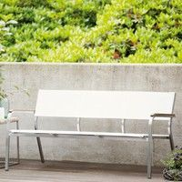 Jan Kurtz - Lux XL Lounge Bench 3-Seater