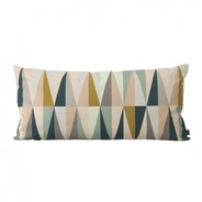 ferm LIVING - Spear Kissen 80x40cm