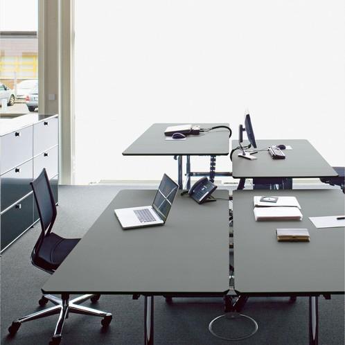 USM Haller - USM Kitos M Schreibtisch