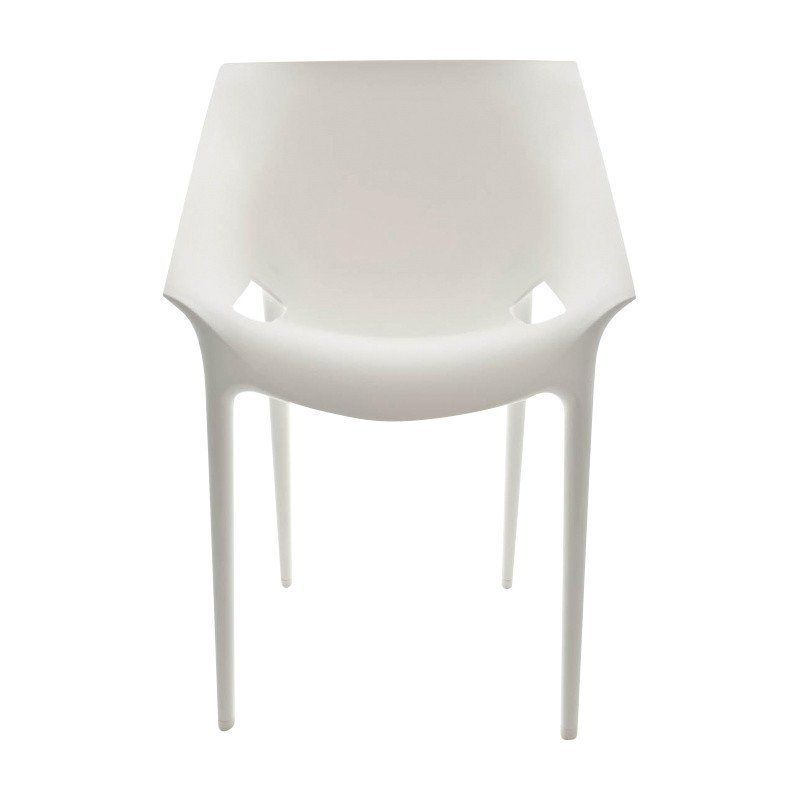 Kartell Dr. Yes - Silla | AmbienteDirect
