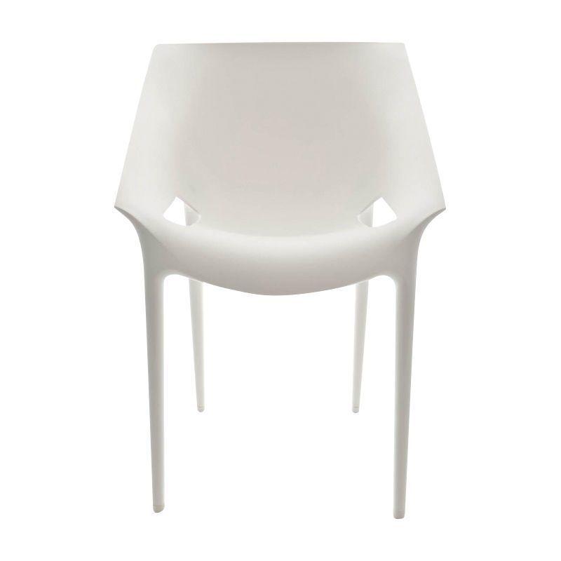 Kartell   Dr. Yes Chair   White/matt Inside/glossy Outside