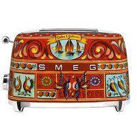 Smeg - Limited Edition D&G SMEG Toaster 2 Slices