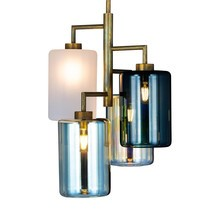 Brand van Egmond - Louise - Suspension avec quatre lanternes