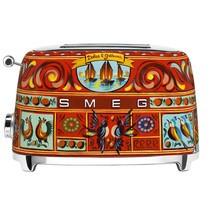 Smeg - Limited Edition D&G TSF01 2-Scheiben Toaster