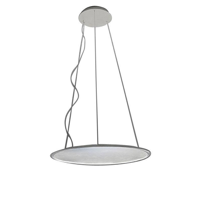metallic pendant lighting design discoveries. Artemide - Discovery LED Suspension Lamp Ø70cm Metallic Pendant Lighting Design Discoveries