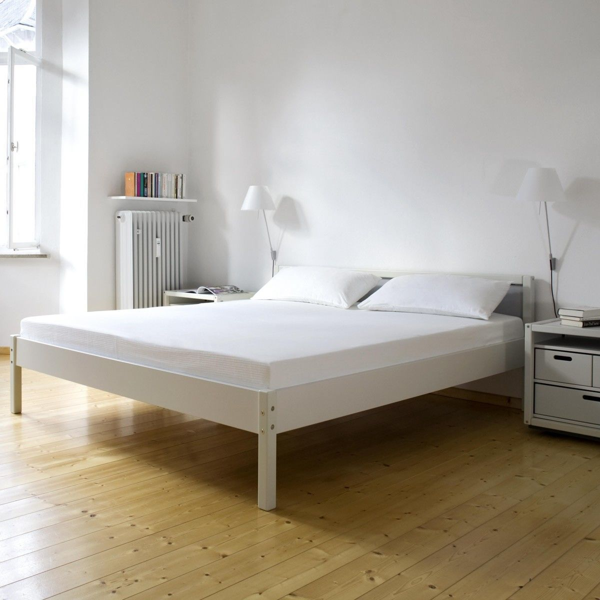Flötotto Profilsystem profilsystem bed with headrest flötotto ambientedirect com
