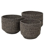 Blomus - Cobra Basket Set Of 3