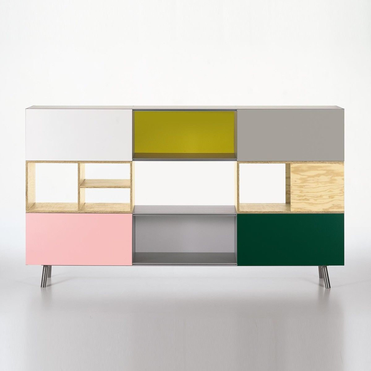 Vitra kast 3 oh sideboard vitra for Sideboard vitra