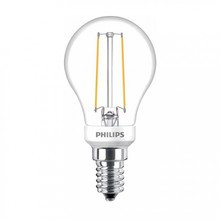 QualityLight - LED E14 TROPFEN FILAMENT 2,7W => 25W