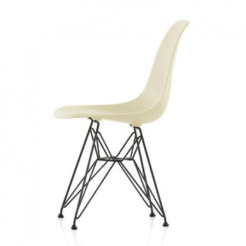 Vitra Eames Plastic Side Chair Dsr Gestell Schwarz Ambientedirect