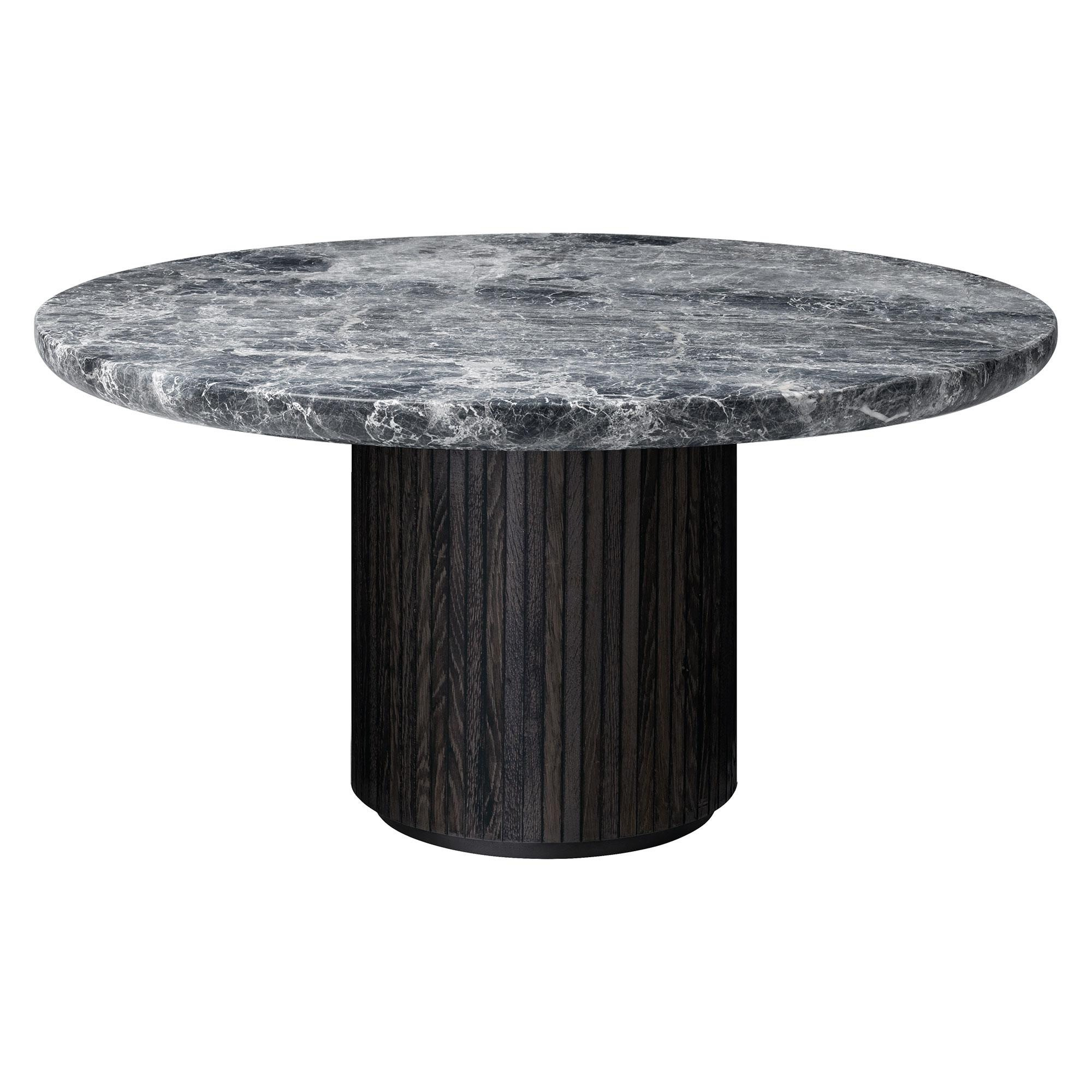 Gubi Moon Coffee Table O80cm Ambientedirect
