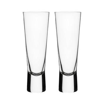 iittala - Aarne Champagnerglas Set 2tlg. - transparent/18cl