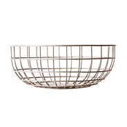 Menu - Norm Wire Bowl Drahtkorb