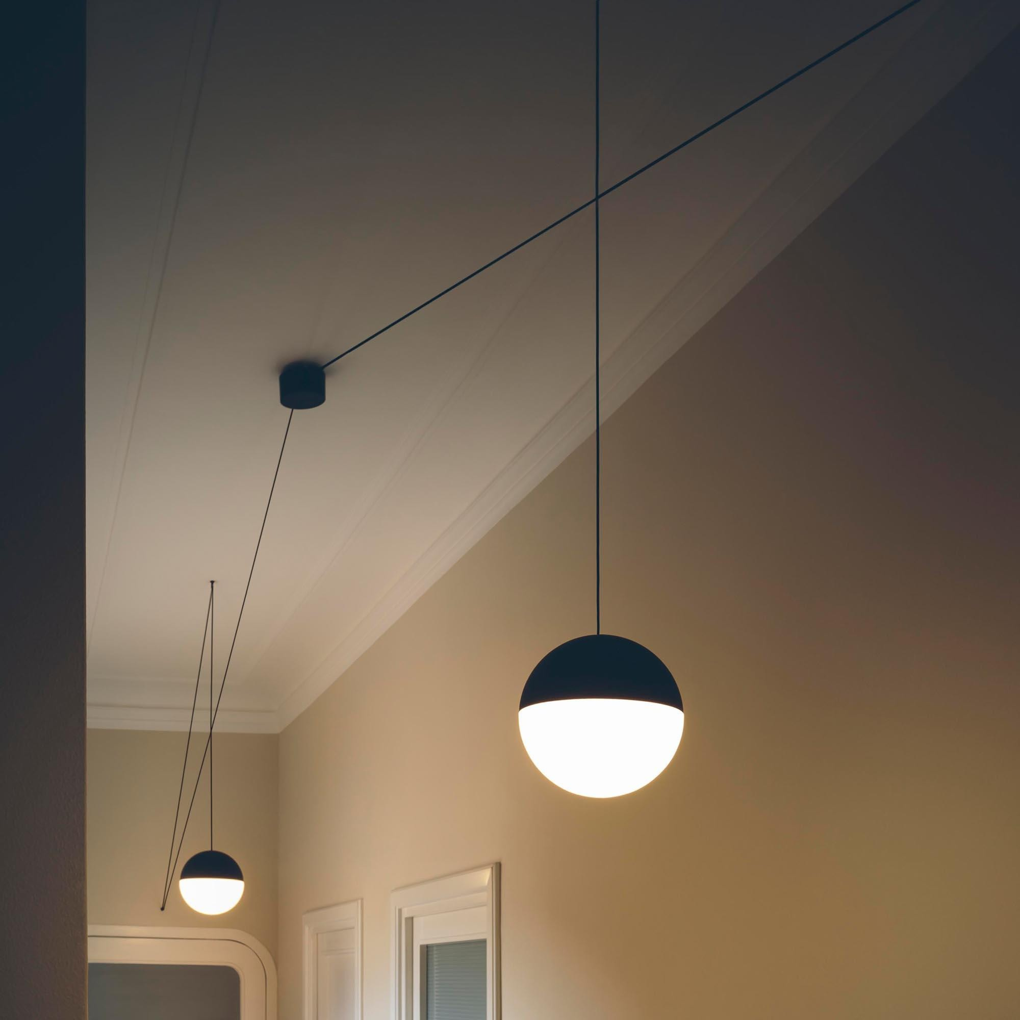 String Lights Led Suspension Lamp