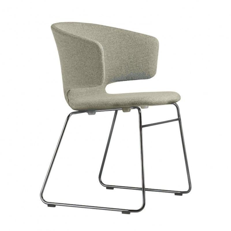 504 taormina silla con reposabrazos negros alias - Sillas con reposabrazos ...