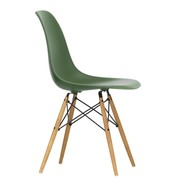 Vitra - Eames Plastic Side Chair DSW essenhout
