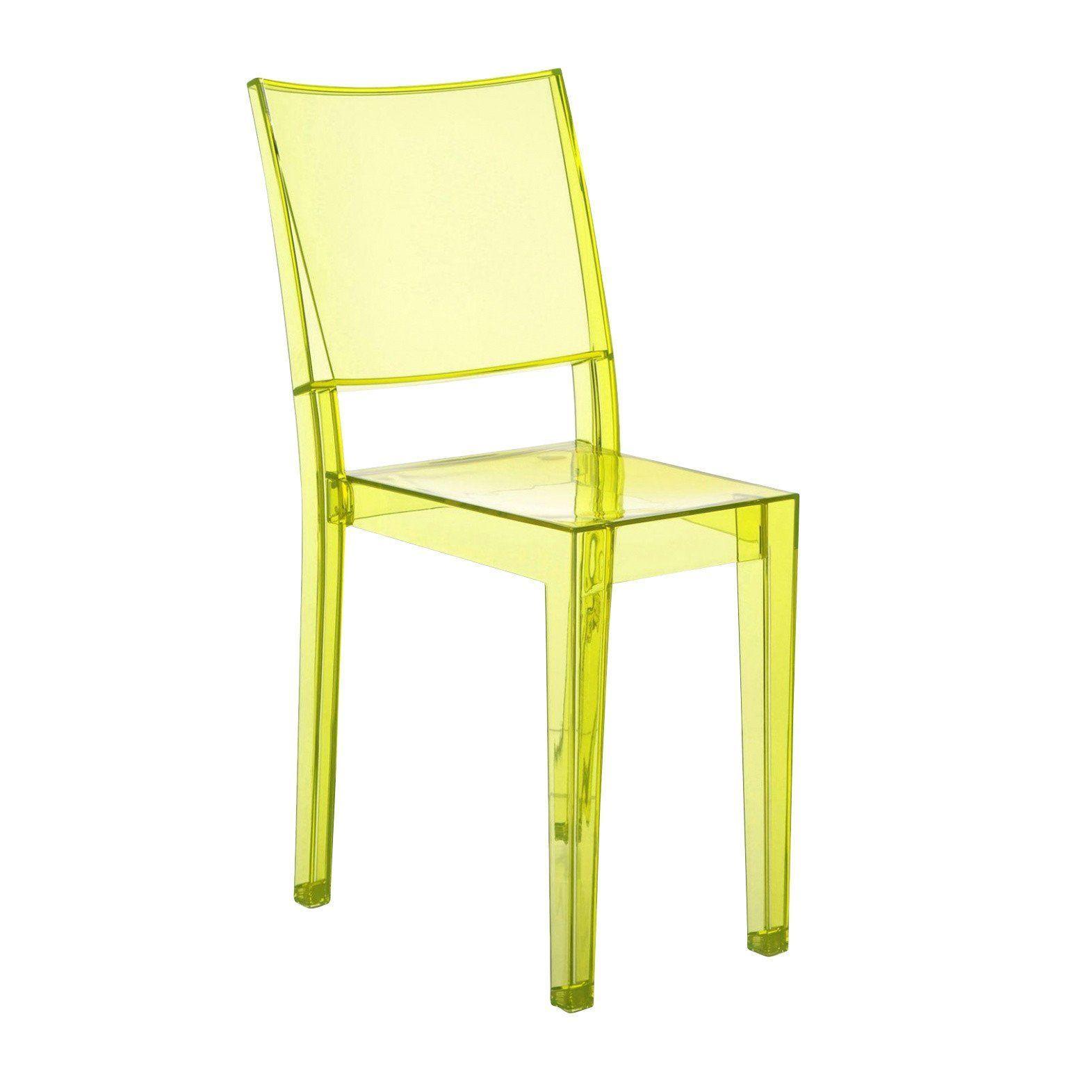 Chaise Transparente Starck: Kartell La Marie - Lot De 4 Chaises