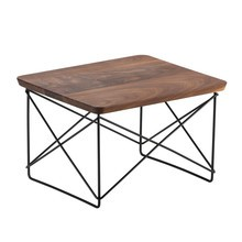 Vitra - Occasional Table LTR basic dark - Bijzettafel