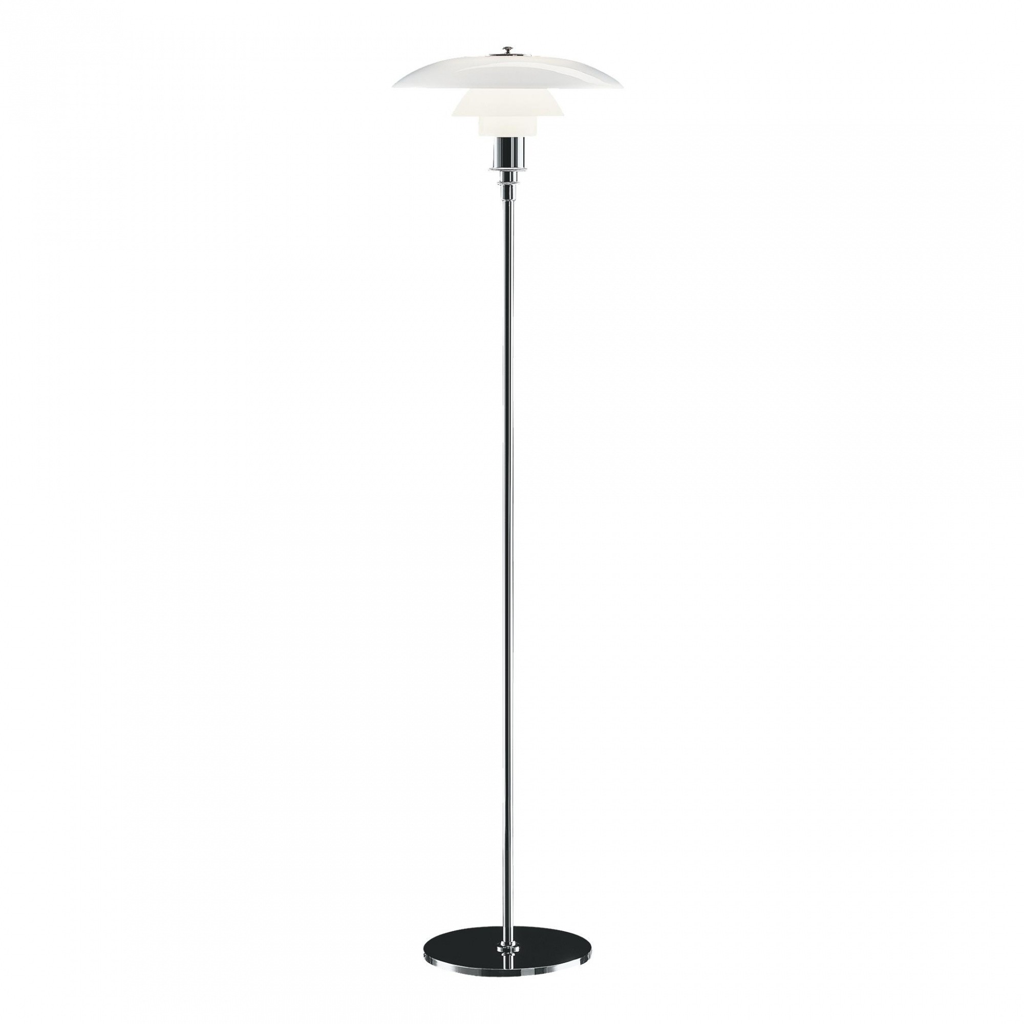 Louis Poulsen Ph 3 1 2 2 1 2 Floor Lamp Ambientedirect