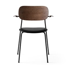 Menu - Co Dining Armchair with Leather