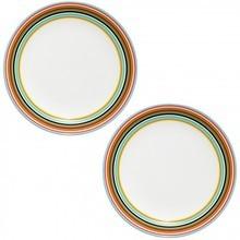 iittala - Origo - Set de 2 assiettes