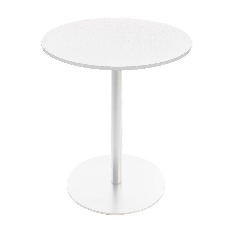 Brio Fix 72 Bistro Coffee Table Frame White