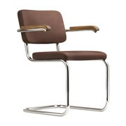 Thonet - Fauteuil cantileverS 64 PV Pure Materials