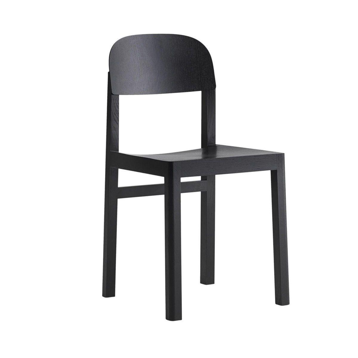 workshop chair muuto. Black Bedroom Furniture Sets. Home Design Ideas