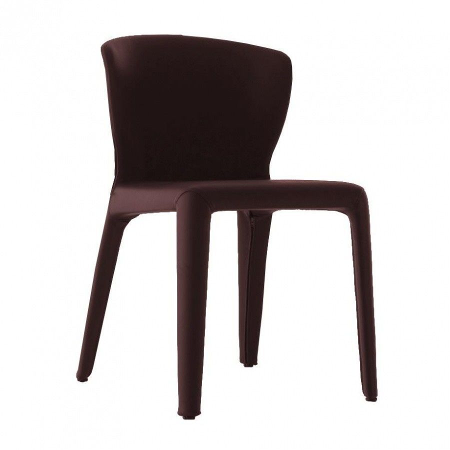 Awesome Cassina   Hola Chair   Dark Brown/leather Scozia 13X268