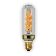 QualityLight - LED E27 TUBE 170 FILAMENT CLEAR 15W => 72W