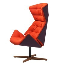 Thonet - Thonet 808 Lounge Sessel