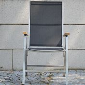 Jan Kurtz - Lux Folding Chair - black