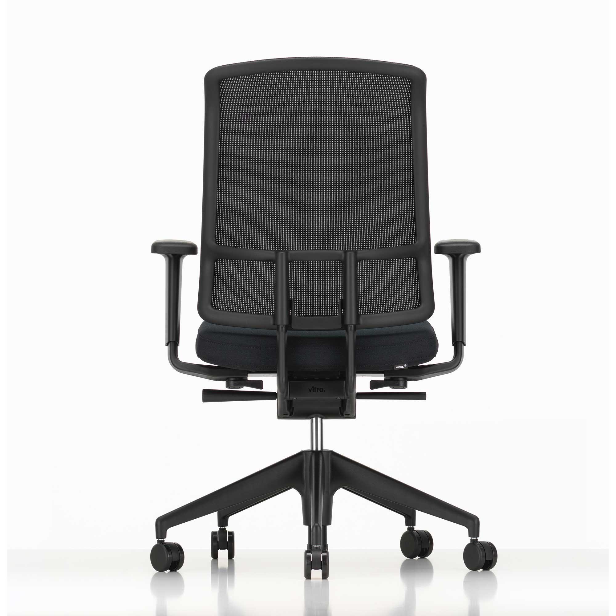 Vitra am chair silla giratoria de oficina ambientedirect - Sillas vitra precios ...