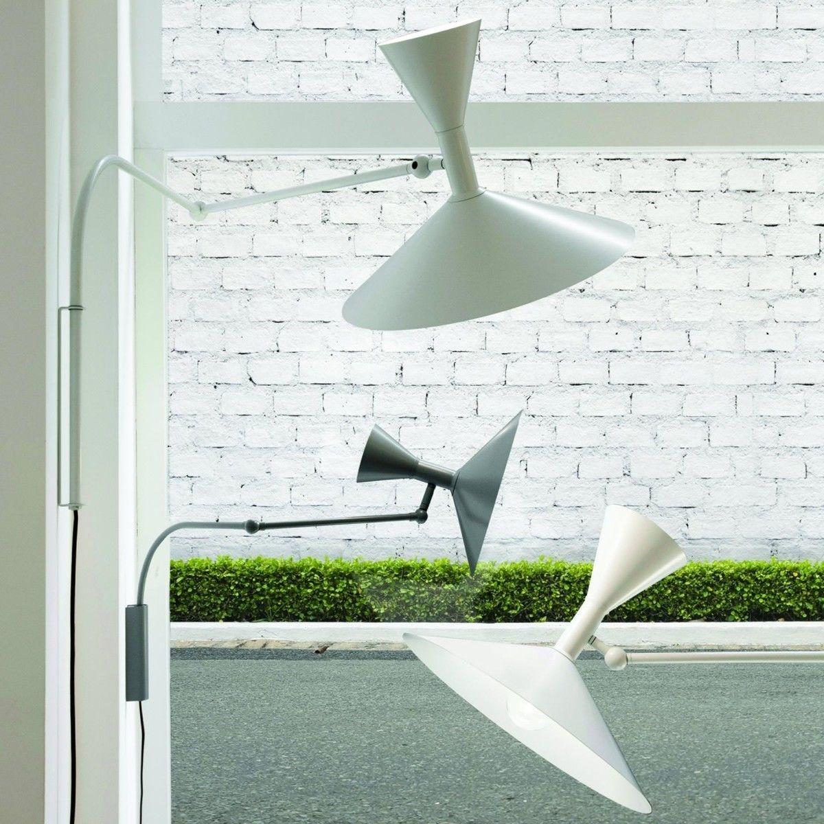 Lampe de marseille wall lamp nemo - Lampe de marseille le corbusier ...