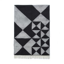 VerPan - Mirror Throw Plaid Panton Tagesdecke